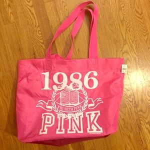 New Victoria's Secret Pink Tote Bag